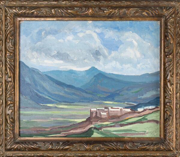 WYLLIE J. (fl.1930s) - The Pass.