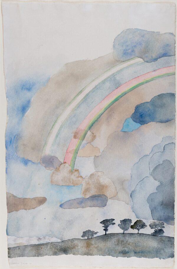 YHAP Laetitia (b.1941) - Rainbow.