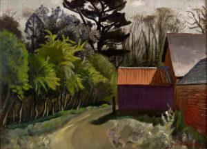 ALDRIDGE John R.A. (1905-1983) - 'Greyfriars, Dunwich'.