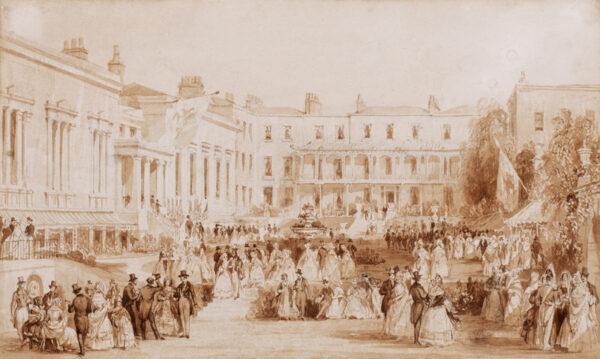 ALLOM Thomas (1804-1872) - Richmond, Surrey.