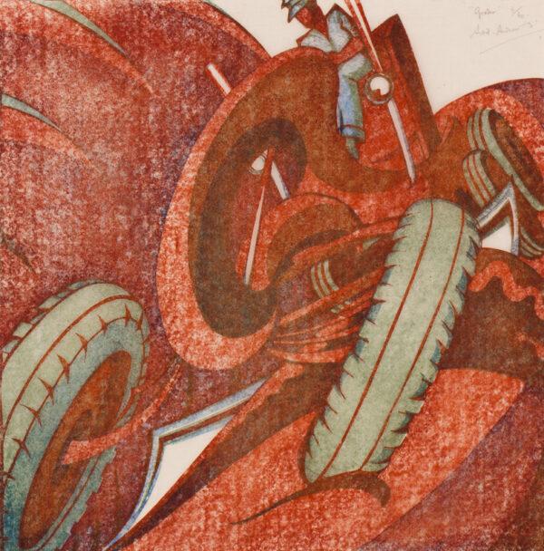 ANDREWS Sybil (1898-1992) - 'Grader'.