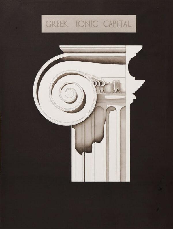 ARCHITECTURE (Student Exercise) S. Linssen - Greek Corinthian.