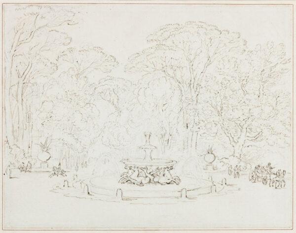 BARNARD Rev. William Henry (1769-1818) - Rome.