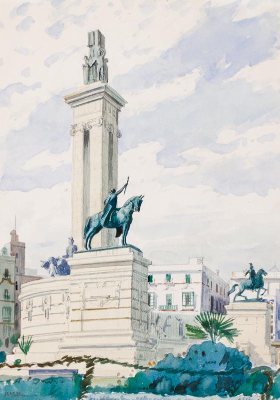 BATEMAN Henry Mayo (1887-1970) - '1812'.