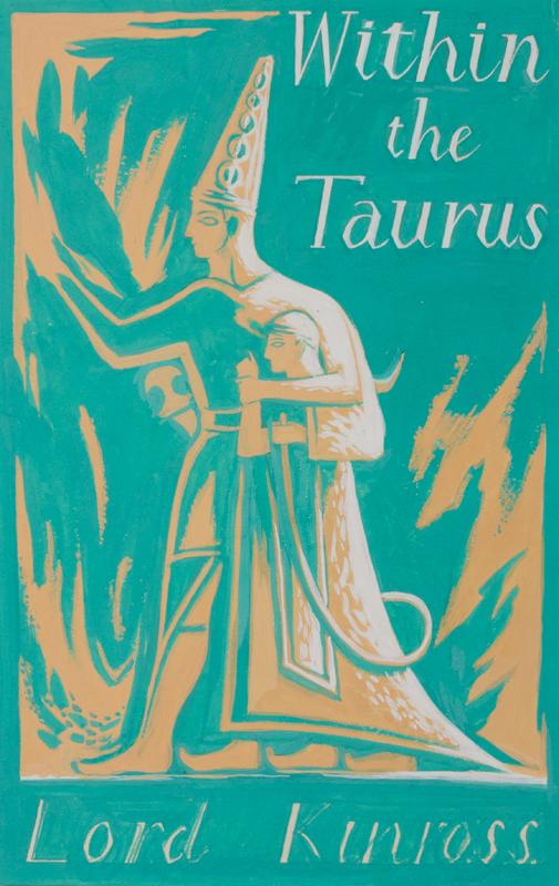 BAYNES Anthony (1921-2003) - 'Within the Taurus'.