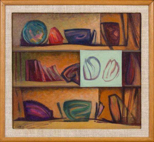 BAYNES Anthony (1921-2003) - 'Still-life'.