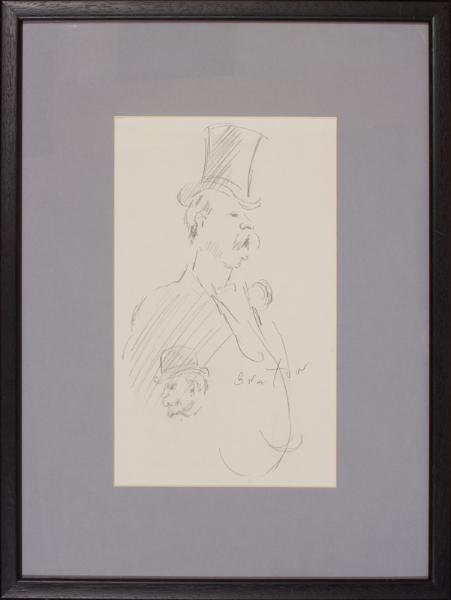 BEATON Sir Cecil C.B.E. (1904-1980) - ?Colonel Pickering, 'My Fair Lady'.