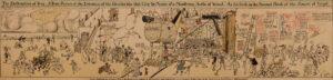 ANON (Twentieth Century) - 'The Destruction of Troy'.