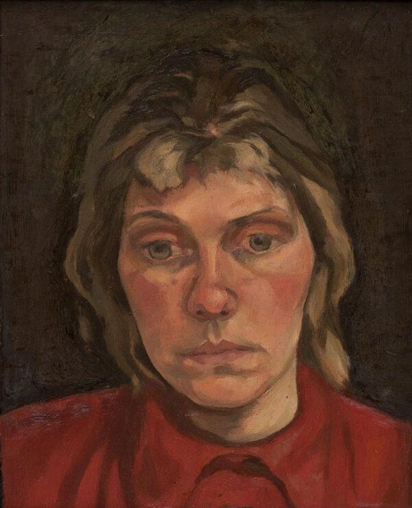 BIRLEY India Jane (b.1961) - 'Sophie'; the artist Sophie de Stempel.