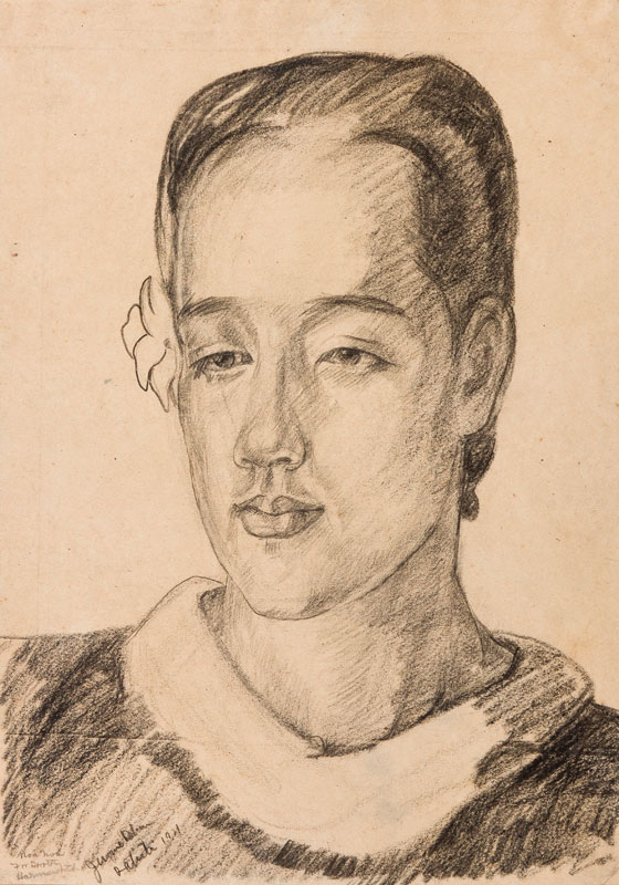 BLUM Jerome (1885-1956) - 'Noa Noa / Tahiti'.