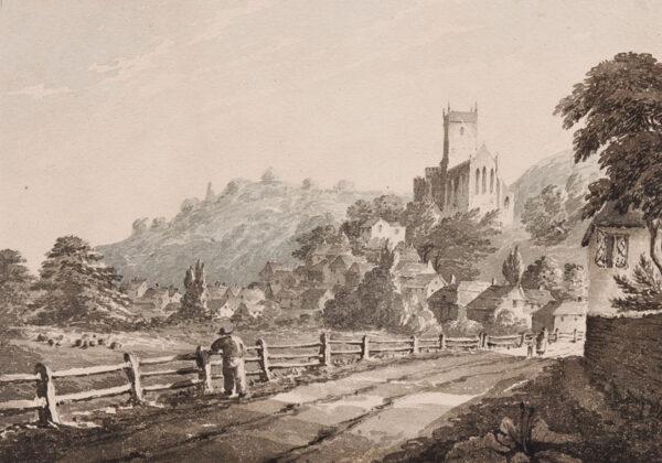 BOURNE Rev. James (1773-1854) - Kent.