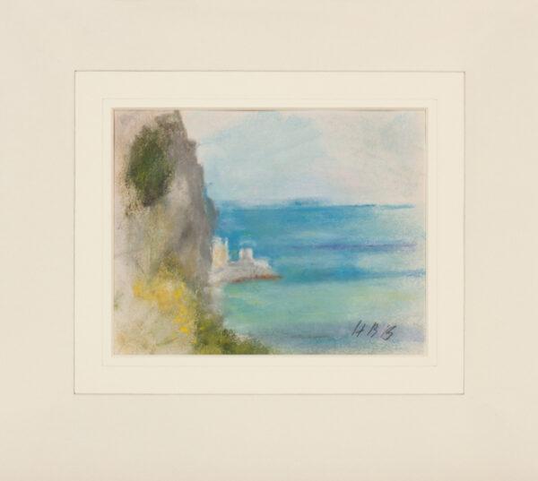 BRABAZON Hercules Brabazon N.E.A.C. (1821-1906) - 'Amalfi'.