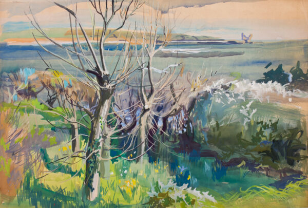 BRAY Phyllis (1911-1991) - Early spring.
