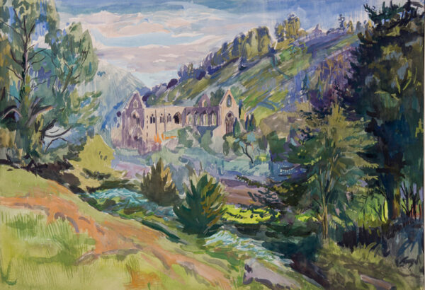 BRAY Phyllis (1911-1991) - Monmouthshire.