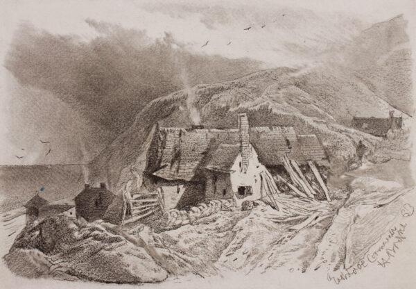 BRIGHT Henry (1814-1873) - Cornwall.