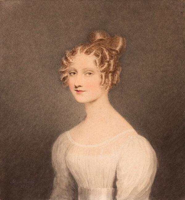 BUCK Adam (1759-1833) - Miss E Janet Turnbull.