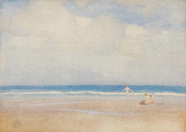 CADENHEAD James R.S.A. (1858-1927) - The High Sands.