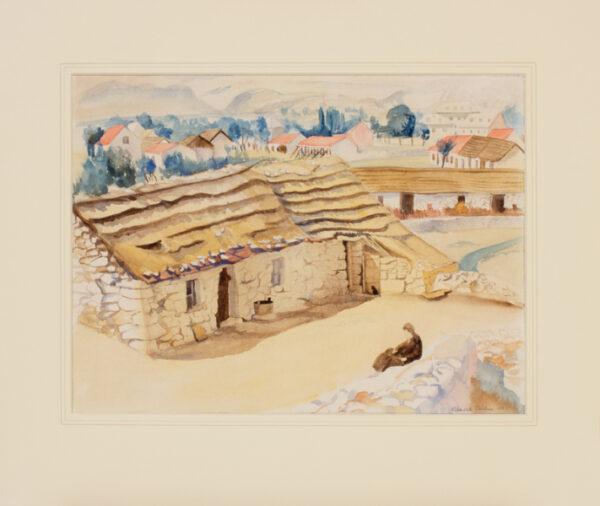 CARLINE Richard (1896-1980) - Bosnia.
