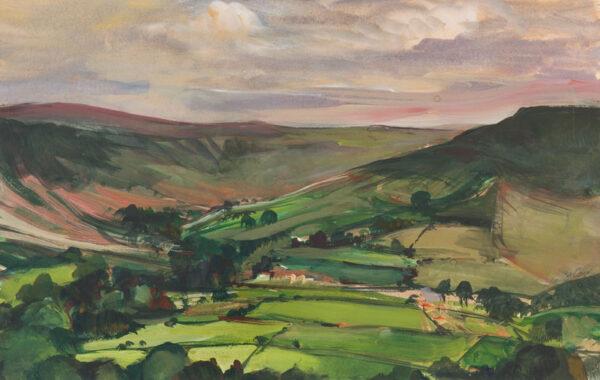CARR David (1944-2009) - Yorkshire.