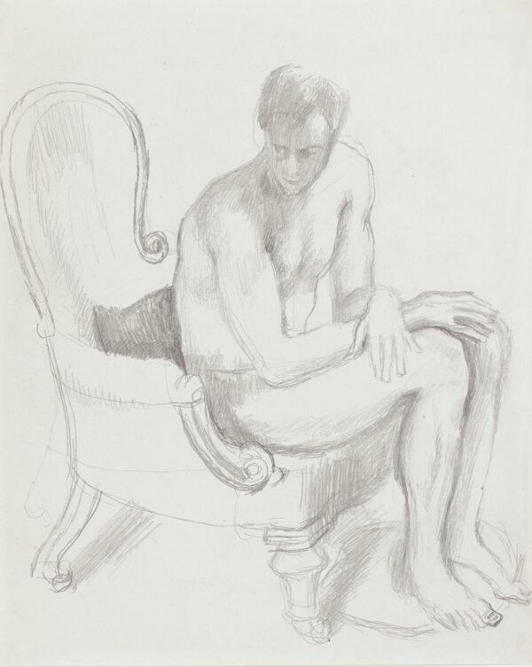 CARRINGTON Dora (1893-1932) - 'Ralph Partridge'.