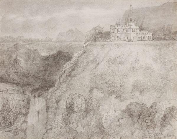 CHAMBERLAYNE General William John (1831-1910) - 'Mauritius, the Castle'.