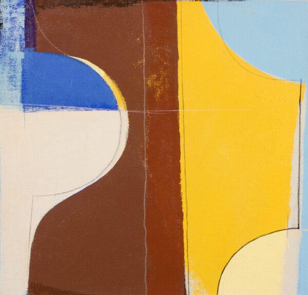 CHERMAYEFF Serge (1900-1996) - 'Profiles 10'.