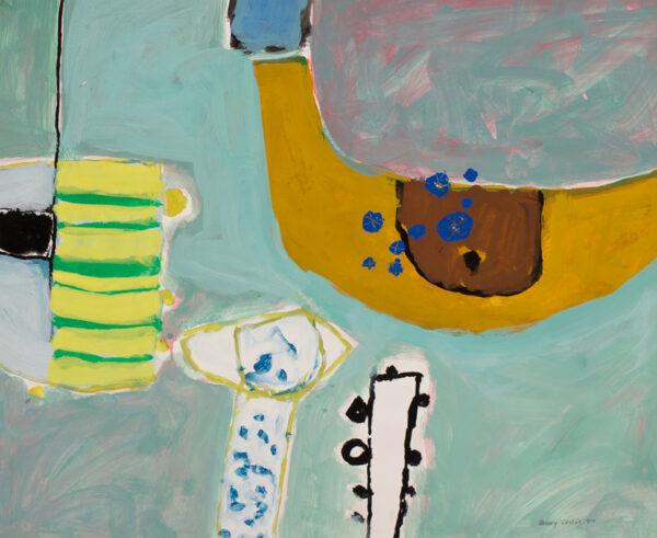 CLIFFE Henry (1919-1983) - 'Garden, 3'.