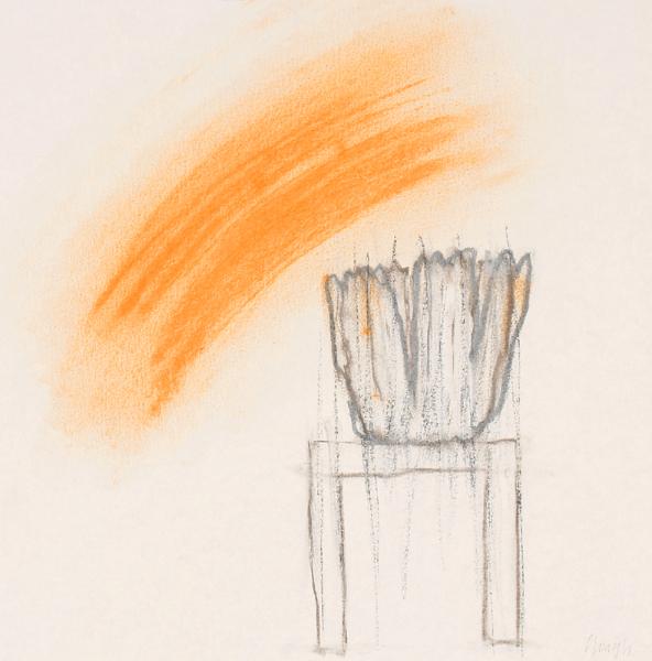 CLOUGH Prunella (1919-1999) - 'Centrepiece'.