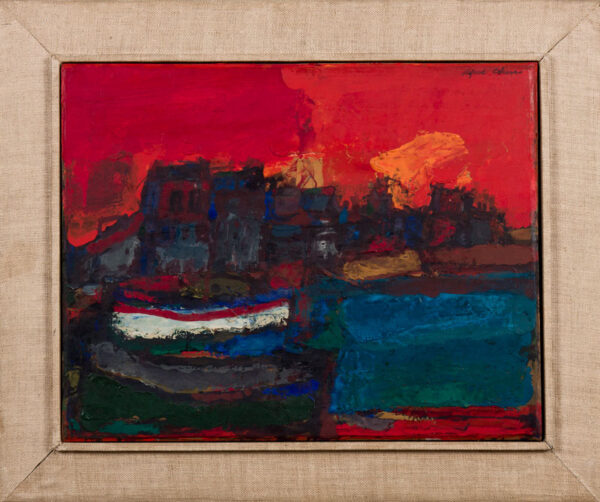 COHEN Alfred (1920-2000) - 'Walmer lifeboat'.