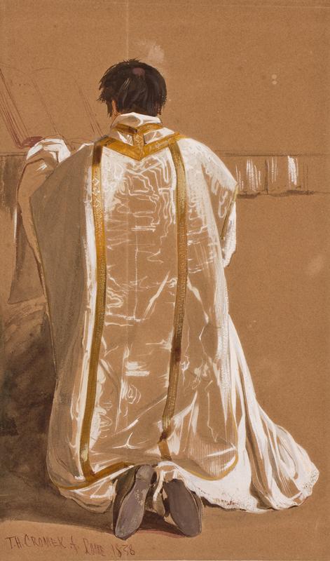 CROMEK Thomas Hartley (1809-1873) - 'Rome'.