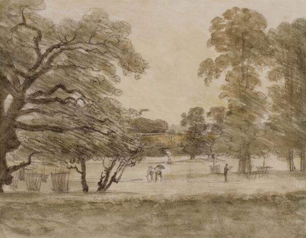 CROTCH Dr William (1775-1847) - Berkshire.