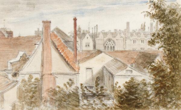 CROTCH Dr William (1775-1847) - Oxford.