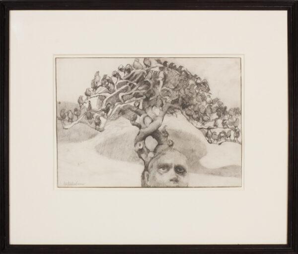 DALLAS-BROWN Neil (1938-2003) - 'The Birds'.