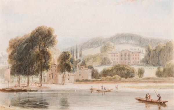 DANIELL William R.A. (1769-1837) - Berkshire.
