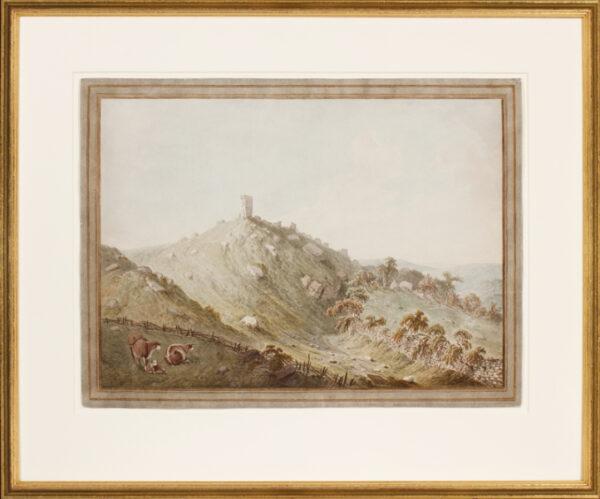DANIELL Thomas R.A. (1749-1840) - 'Brimham Crags', Yorkshire.