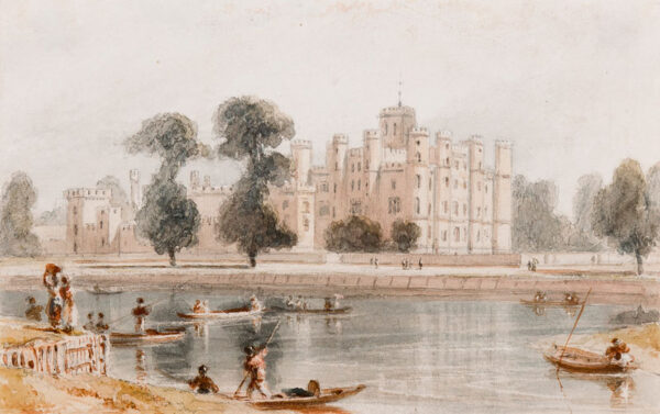 DANIELL William R.A. (1769-1837) - Kew Palace.