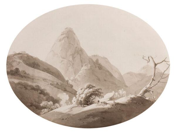 DANIELL Thomas R.A. (1749-1840) - India.