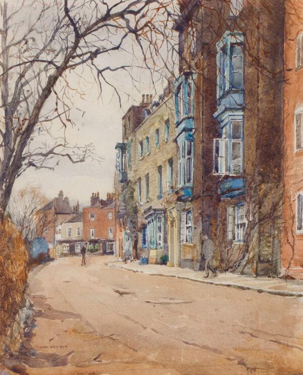 DAVISON Nora (fl.1913-1934) - Berkshire: Eton.