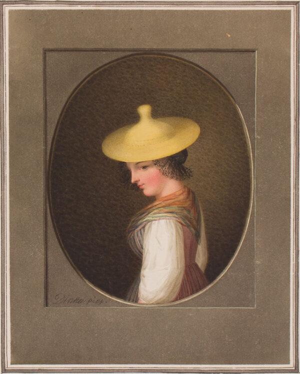 DINKEL Markus (1762-1832) - 'Pays de Vaud'.