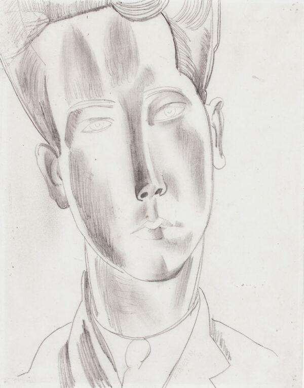 DOBSON Frank R.A. (1888-1963) - Rupert Doone (1903-1966).