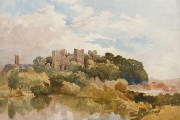 DUNCAN Edward R.W.S. (1803-1882) - Shropshire.