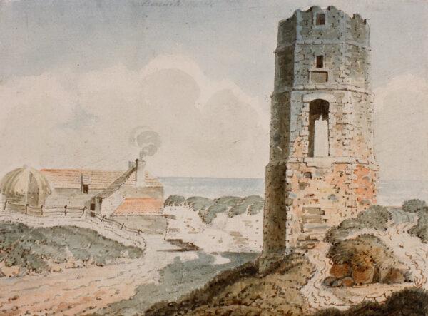 DURANT Captain (fl.1790-1830) - Sussex.