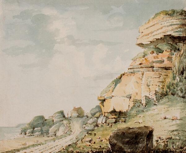 DURANT Captain R.E. (fl.1790-1830) - Sussex.