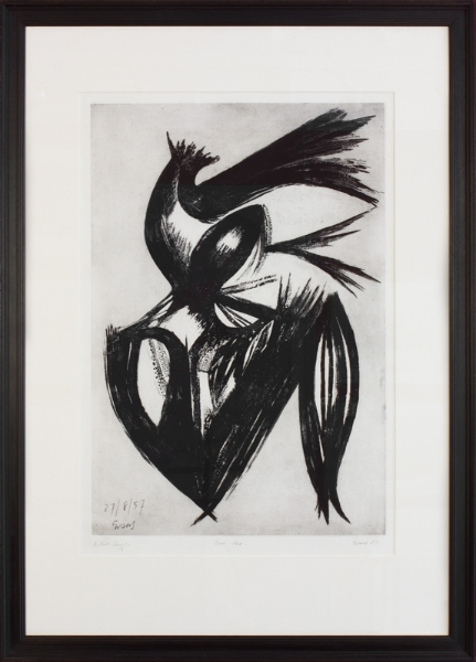 EVANS Merlyn (1910-1973) - 'Seed Pod'.