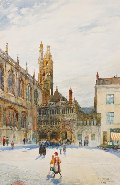 FARE Arthur Charles (1876-1958) - Belgium.