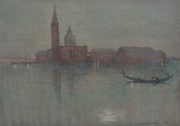 FEDDEN Romilly (1895-1939) - Venice.