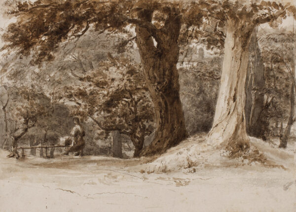 FINCH Heneage (Earl of Aylesford) (1751-1812) - 'Greenwich Park'.