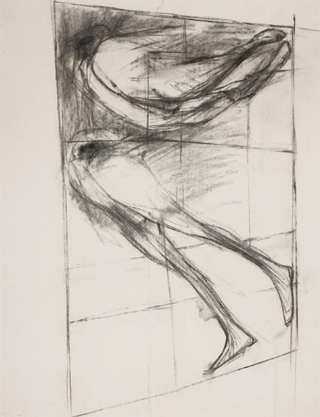 FRINK Dame Elizabeth C.B.E. R.A. (1930-1993) - Flying Figures.
