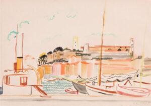 GALLIBERT Genevieve-Marie (1888-1978) - France.