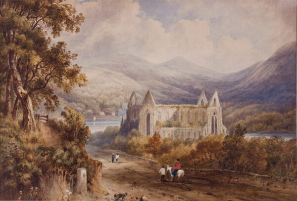 GASTINEAU Henry (1791-1876) - Monmouthshire.
